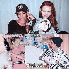 BUGHEAD X CHONI They both are too cute —