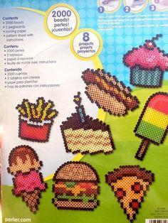 Easy Perler Bead Patterns, Melty Bead Patterns, Perler Bead Templates, Beading Patterns, Melty Bead Designs, Perler Bead Emoji, Diy Perler Beads, Perler Bead Art, Hamma Beads Ideas