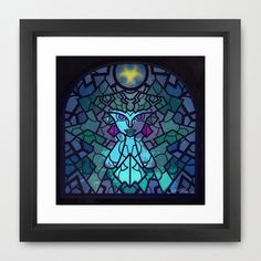 Sage of Water Framed Art Print by Joshua A. Biron - $30.00