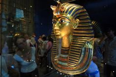 Why King Tutankhamun's Golden Mask Needed a German Facelift | Time.com