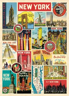 Poster Print With Hanging Kit - New York City 3