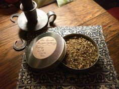 Check out this item in my Etsy shop https://www.etsy.com/listing/264917343/4-oz-tin-of-organic-gypsy-cold-care