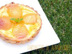 Tartaletas de Albaricoques / Apricot Tarts