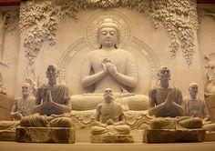Buddhist statue 仏像 - 念佛宗(念仏宗無量寿寺) 講堂 釈迦初転法輪000 | www.youtube… | Flickr