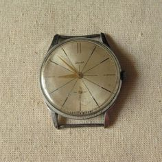Wrist Watch Zim For Parts or for Repairs, Watch For Restoration