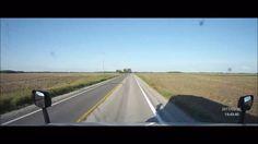 Los camioneros Aterradoramente Cerca de Llamada Muestra por Qué las Señales de alto y Debe Ser Obedecida