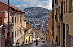 There's more to Ecuador than the Galápagos Islands. Instead, explore the capital city of Quito and its Spanish Colonial architecture.