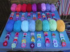 Colourful Summer blanket by Attic24