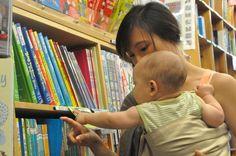the sling diaires: jen and dash babywearing communication #sakurabloom