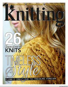 Knitting №173, 2017 - 编织幸福 - 编织幸福的博客