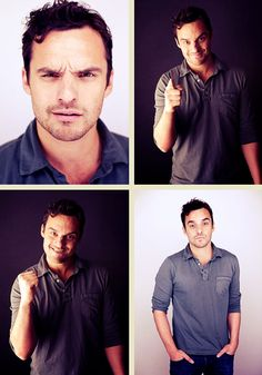 Another Jake Johnson - via http://www.newgirlthings.tumblr.com