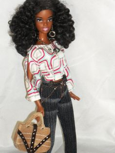 Barbie Doll Clothes  NiteB Spring/Summer by NiteBabyDollWorld, $6.99