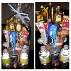Men's Birthday Gift Basket