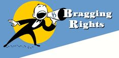 Bragging rights!  Activity idea for comparatives in the ESL Classroom.