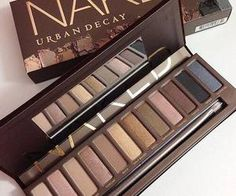 I have always wanted a naked palette by Urban Decay. The colors are just so stunning, they are the perfect combo of matte and shimmer colors, and would look flattering on anyone's eye. This picture definitely does them justice. -Xoxo, Ari