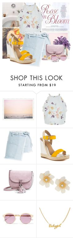 """""""(Fria) Luz da Manhã"""" by prisribeiro ❤ liked on Polyvore featuring New Look, Sandy Liang, Nicole Miller, Madden Girl, Lydell NYC and Sheriff&Cherry"""