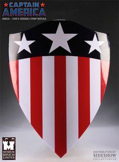 Captain America Shield (1940′s Version)