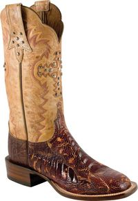 i have a pair of lucchese boots that look a lot like these ones.