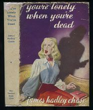 James Hadley Chase - Books for Sale - Classic Period Thrillers