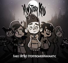 Mystery Kids- Fake Intro Storyboard by Zakeno on deviantART