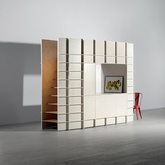 Gilles Belley propone integrar mobiliario con espacios habitables - FRACTAL estudio + arquitectura
