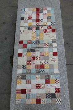 """TELA MARINERA"", patchwork ...: Individuals"