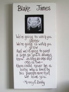 Project Nursery - Gray Baby Boy Nursery Wall Art