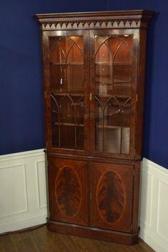 LH-2044 (Corner Cabinet)