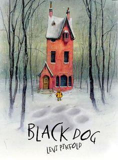 Black Dog by: Levi Pinfold