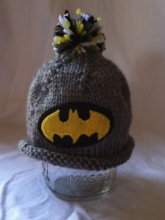Baby Batman by abbei on Etsy