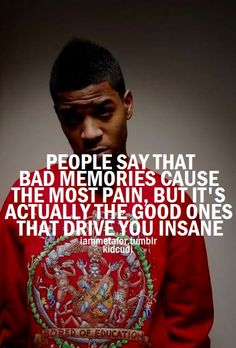 This is so true. The good memories always leave you wanting more.