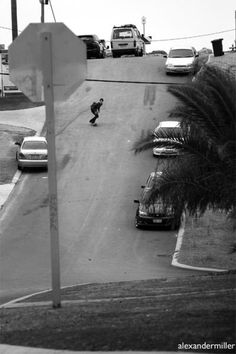 Man, I wish I could skateboard.