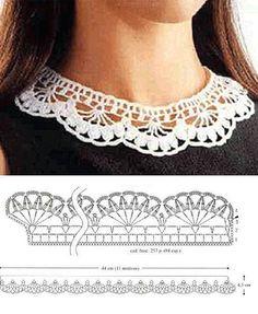 Vintage Crochet Lace Collar Pattern 4k Pictures 4k Pictures