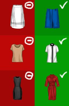 Nach jeder Mode-Saison sind sie da: ungetragene Kleidungsstücke. Wenn Sie Ihre Fehlkäufe analysieren, wird Ihre Basisgarderobe perfekt.
