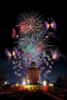 New year's fireworks in China, love love love is fire works that look like butterflies! Beautiful World, Beautiful Places, Beautiful Pictures, Places Around The World, Around The Worlds, New Year Fireworks, Fireworks Photos, Fireworks Art, Fireworks Photography