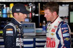 Kasey Kahne and Dale Earnhardt Jr. - the most popular guys in NASCAR - added sponsorship.