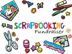 Scrapbooking Fundraiser Ideas - Great fundraising event idea for small groups that's easy to do and raises a lot of money. These are so popular that many groups do them as full-day seminars and schedule two back-to-back. P.S. - You can find instructors to hire at a local scrapbooking supply store. Find more fundraising ideas at FundraiserHelp.com