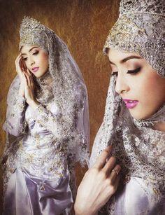 46 Best Gambar Foto Gaun Pengantin Wanita Negara Muslim Images