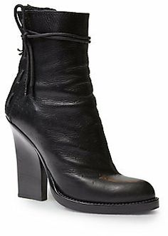 Altuzarra Leather Ankle Boots hNHeLU