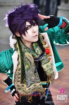 Joseph Joester:touga.photo:Rei     JoJo's Bizarre Adventure Battle Tendency