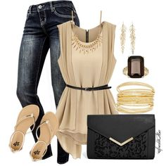 Fashion Cents #17, created by sparklemar on Polyvore