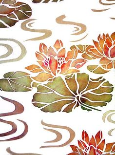 Little Fish Theme Pack Stencil - Henny Donovan Motif Fish Stencil, Stencil Painting, Fabric Painting, Flower Stencils, Stencil Patterns, Stencil Designs, Learn Embroidery, Embroidery Art, Embroidery Designs