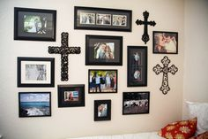 gallery wall #gallery #wall #pictures