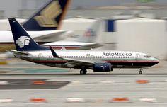 Aeromexico 737 N857AM