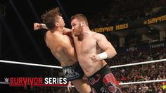 Will the Intercontinental Title find WWE Raw or WWE SmackDown Live home after The Miz and Sami Zayn battle at WWE Survivor Series on WWE Network?