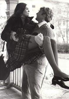 1971   Love Story   Ali MacGraw and Ryan O'Neal