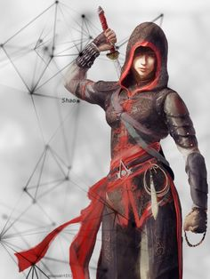 Assassin's Creed Chronicles - Shao