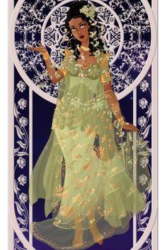 Tianna ~ by ZoraRavenwood ~ created using the Azaleas Dolls doll maker   DollDivine.com