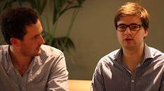 Virgin StartUp Entrepreneur: Giles and Charles, Our Honest Foods