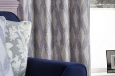 Austen fabric collection Roman Blinds, Curtains, Elegant, Fabric, Prints, Pattern, Collection, Color, Home Decor